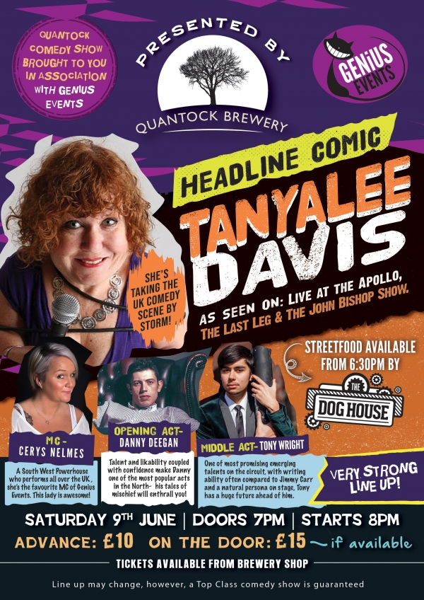 Comedy Show with Tanylee Davis