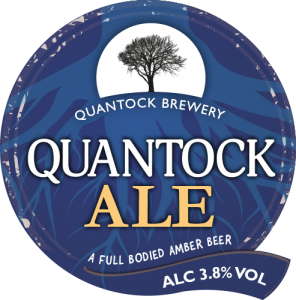 Quantock Ale A Full Bodied Amble Ale