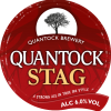 Quantock stag A Strong Ale In True IPA Style