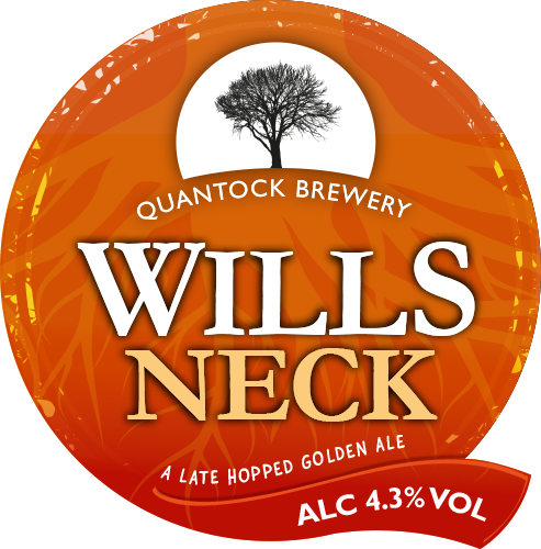 Wills Neck A Late Hopped Golden Ale