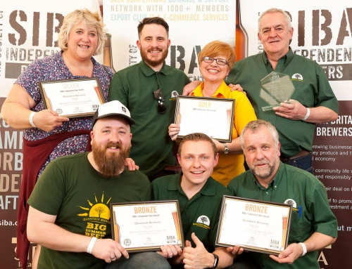 Quantock Brewery wins 4 Awards at SIBA South West Independent Beer Awards 2018