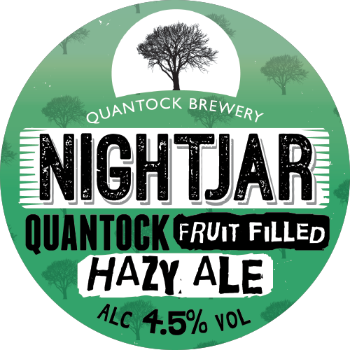 Nightjar Quantock Fruit Filled Hazy Ale