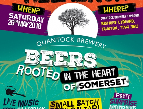 Quantock Brewery Relaunch – 26th May