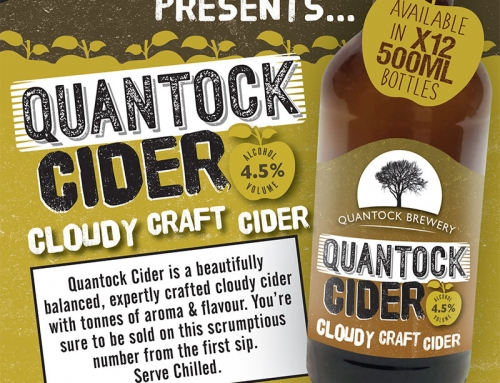 Quantock Cider Now Available