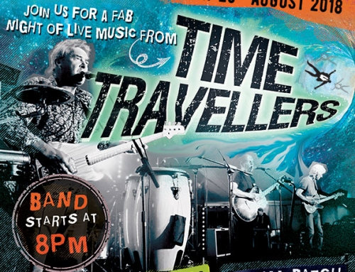 25th August Music – The Time Travellers
