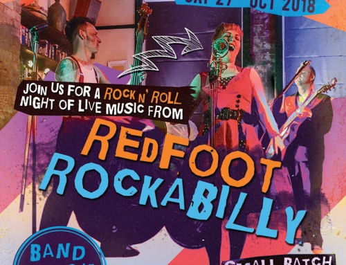 Music Night – 27th October – Redfoot Rockabilly