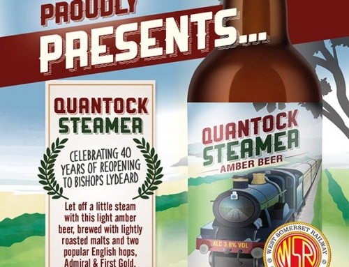 Quantock Steamer Launched