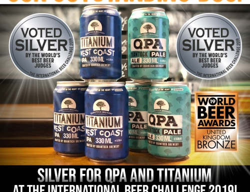 Award Wins for Titanium and QPA