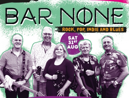 Live Music – Bar None – 31st August 2019
