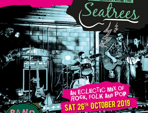 Live Music: The Seatrees 26th October 2019