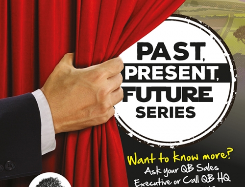 COMING SOON – PAST, PRESENT, FUTURE SERIES