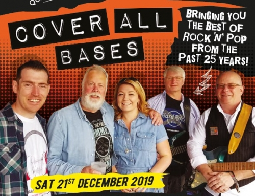Live Music: 21st December – Cover all bases