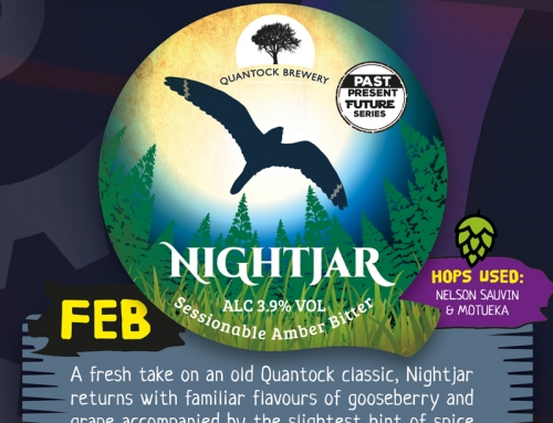 February Past, Present and Future Release: Nightjar