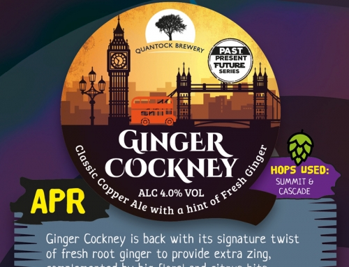 Introducing Ginger Cockney