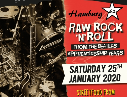 Live Music: Hamburg 62 – 25th January 2020