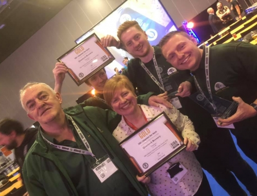 Quantock Titanium Wins Overall Champion Cask Beer – Press Release