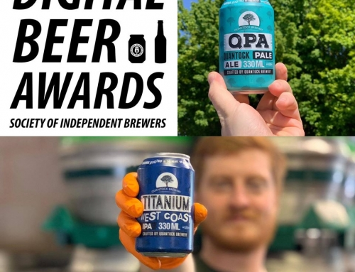 A double for QB in the Digital Beer Awards 2020
