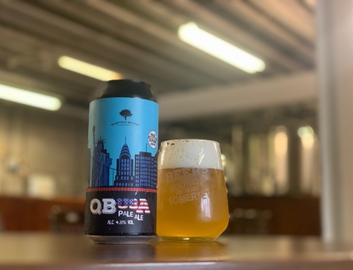 "🚨 NEW BEER ALERT 🚨  "" QBUSA "" rolling fresh off our line and possibly into your life very soon."