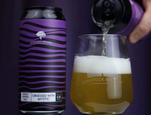 🚨 NEW BEER ALERT 🚨 Obsessed with Mystic – Pale Ale- 4.5%